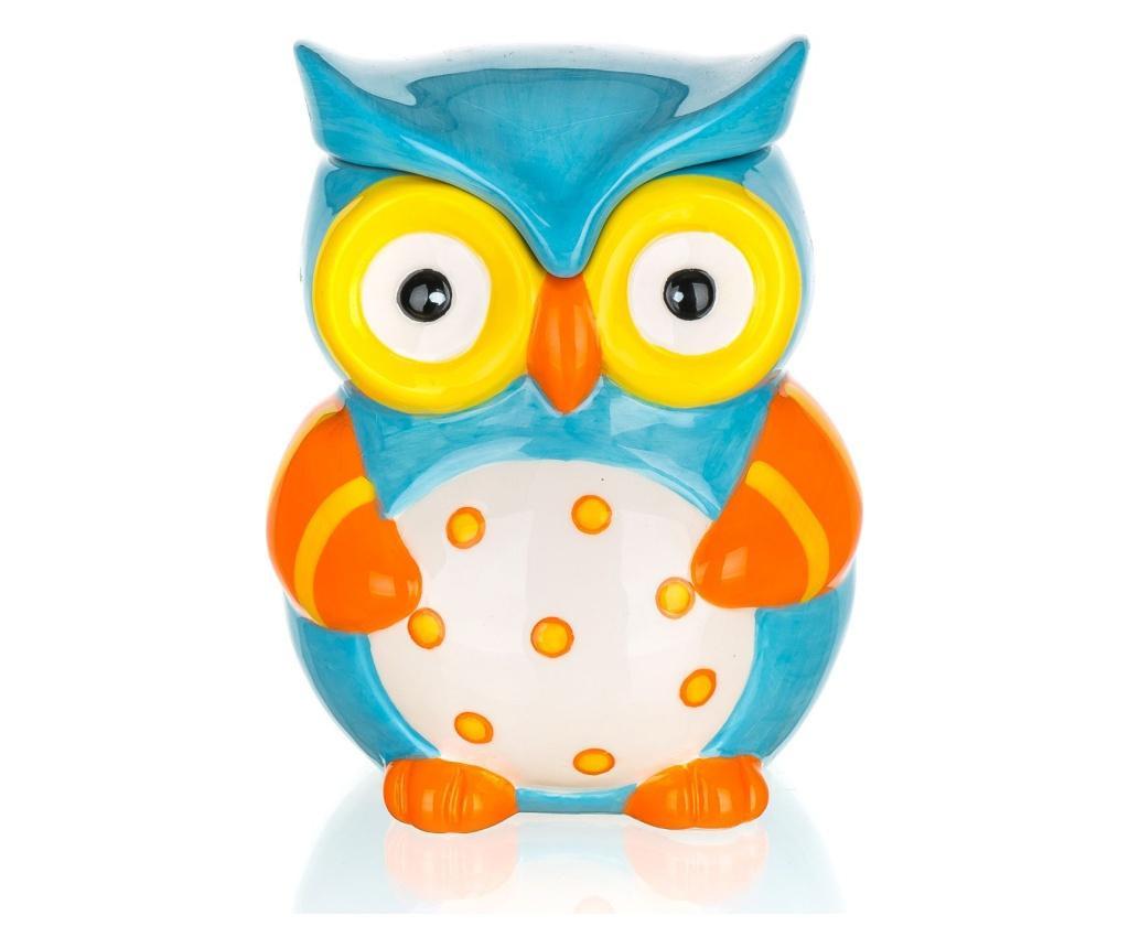 Recipient cu capac Cookie Owl