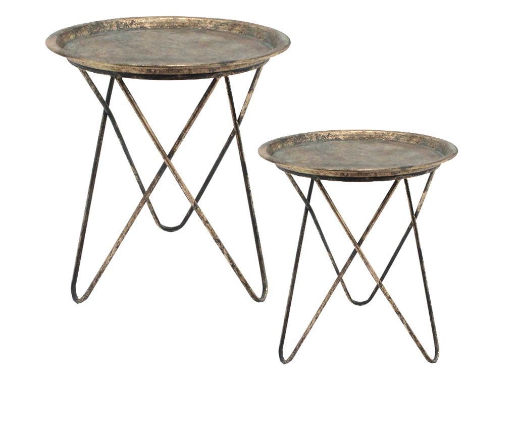 2 db Asztalka