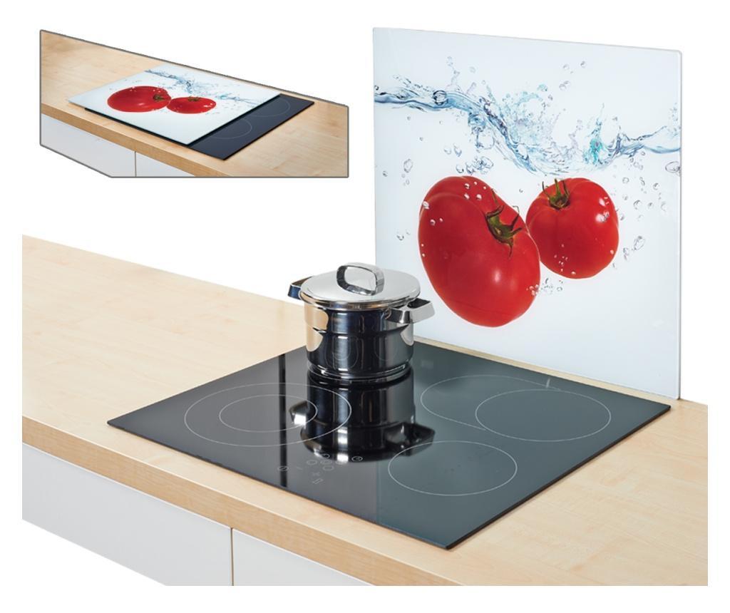 Protectie antistropire pentru aragaz Tomato Splash