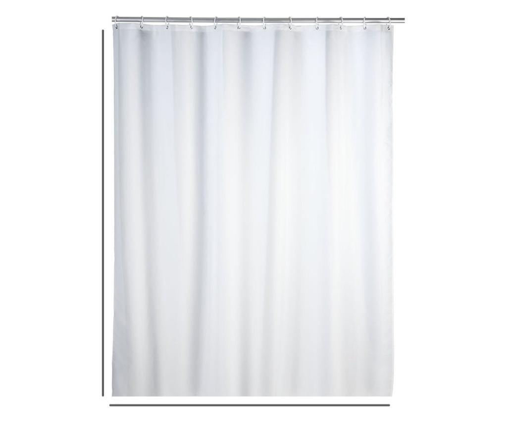 Sprchový závěs proti plísním  180x200 cm