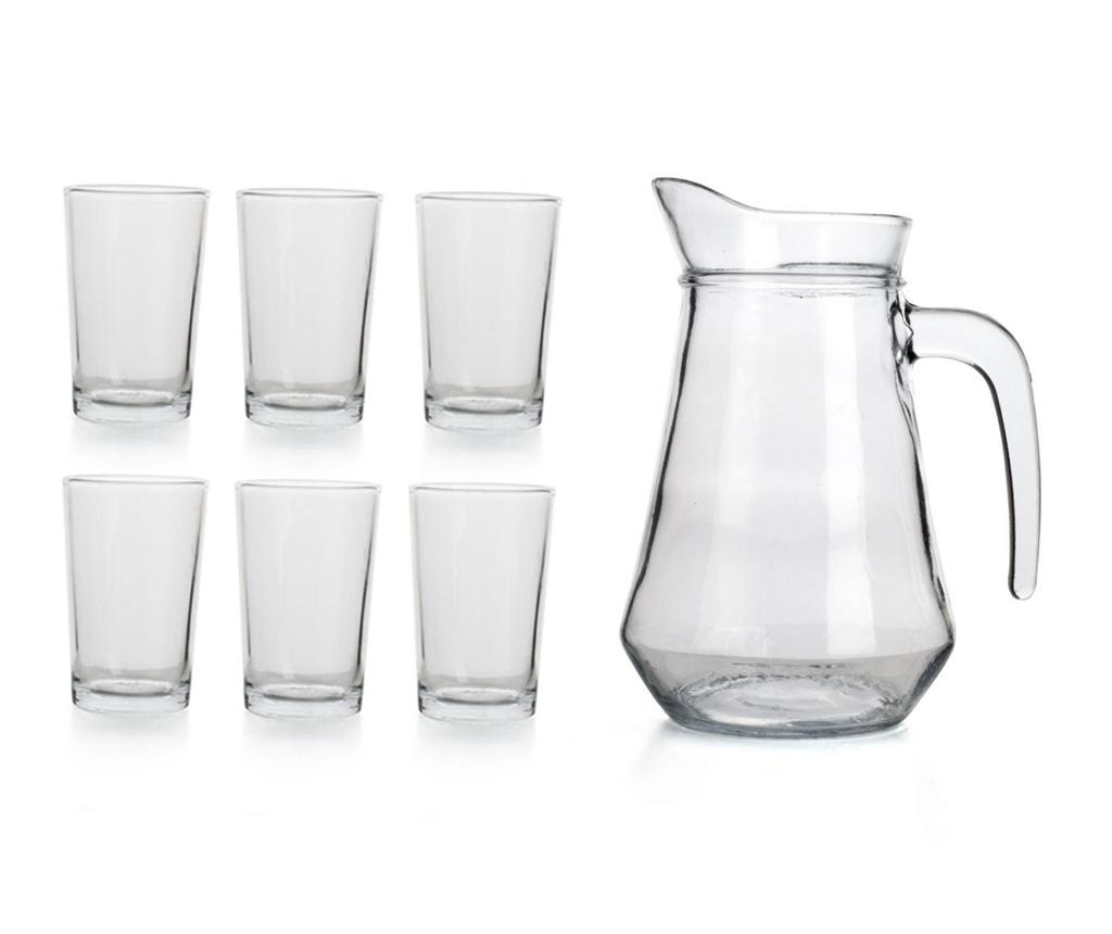Set carafa si 6 pahare