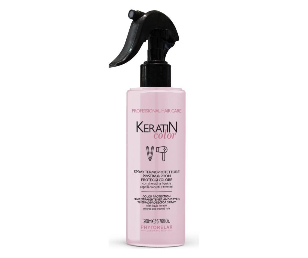 Spray termoprotector pentru par Color Protection 200 ml