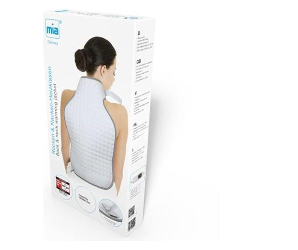 Elektromos párna nyak és hát  tájékra 30x35 cm