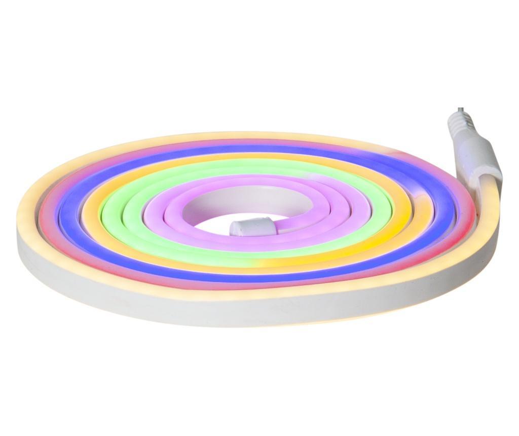 Banda cu LED-uri Flatneon 300 cm