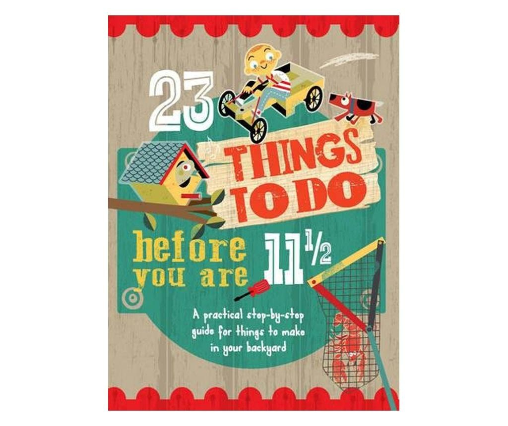 Carte 23 Things to do Before you are 11 1/2