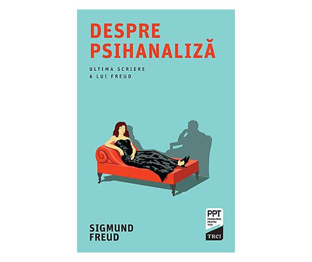 Carte Despre psihanaliza