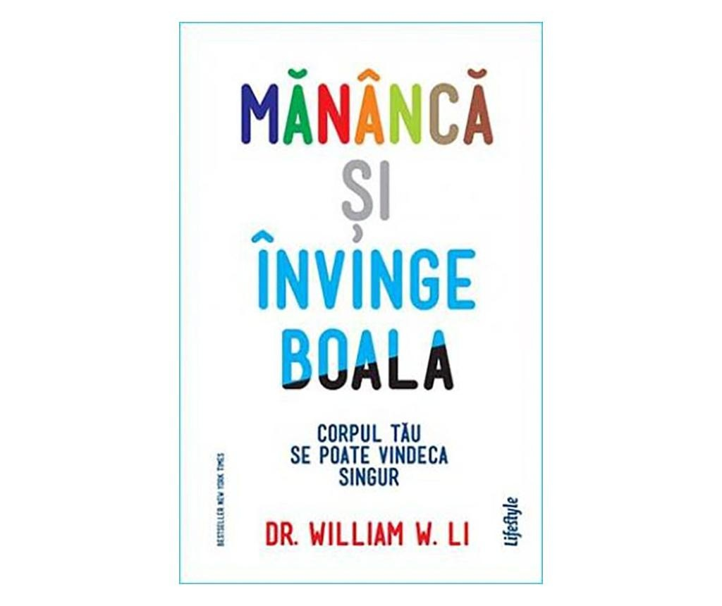 Carte Mananca si invinge boala