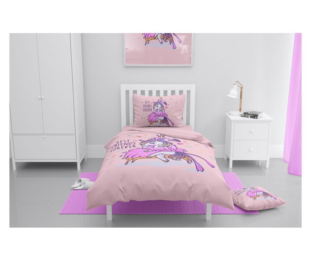 Lenjerie de pat pentru copii Allium
