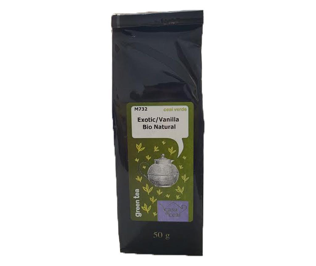 Ceai fructe BIO Exotic Vanilla 50 g