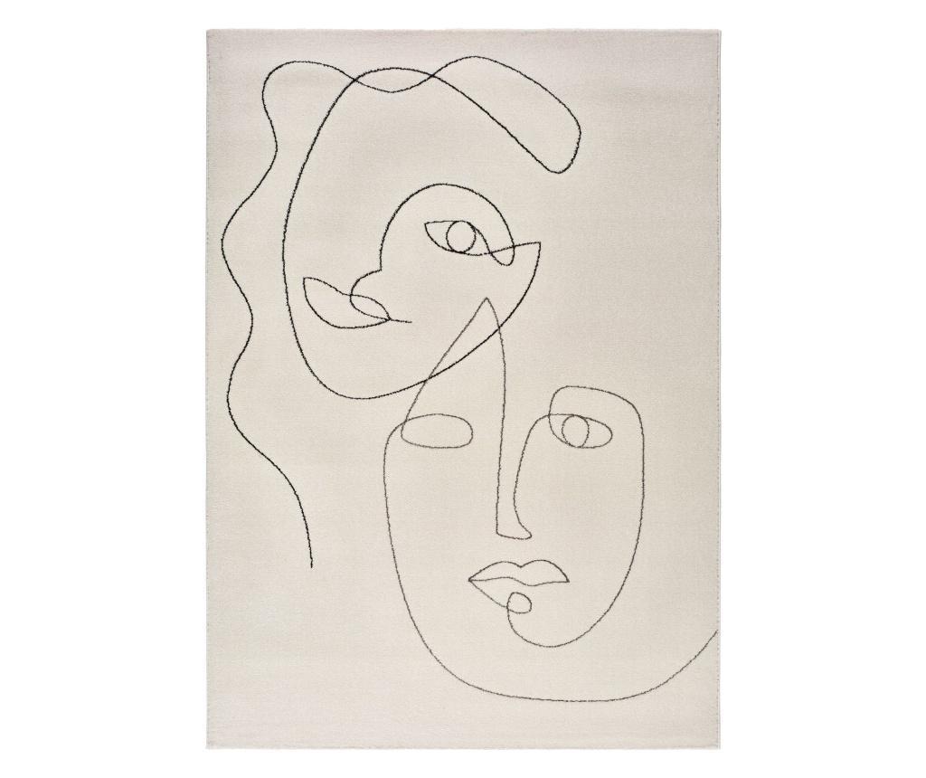 Sherry White Portrait Szőnyeg 160x230 cm