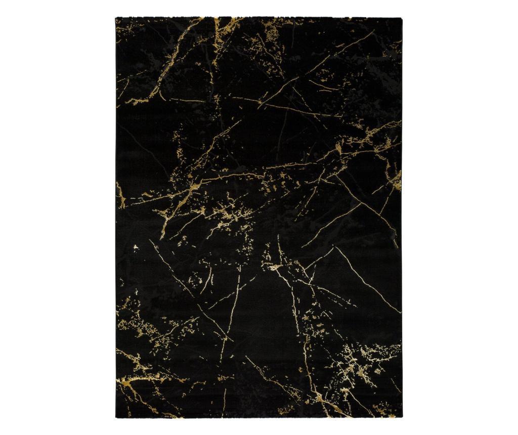Gold Black Szőnyeg