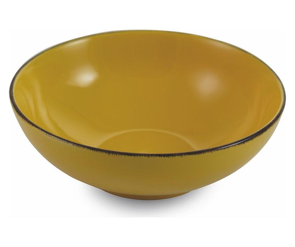 Baita Yellow 2 db Salátás tál