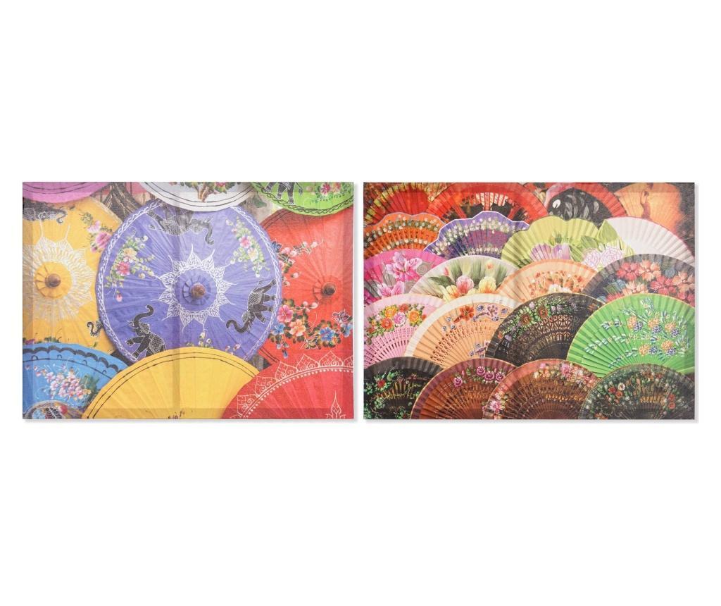 Set 2 tablouri  50x70 cm