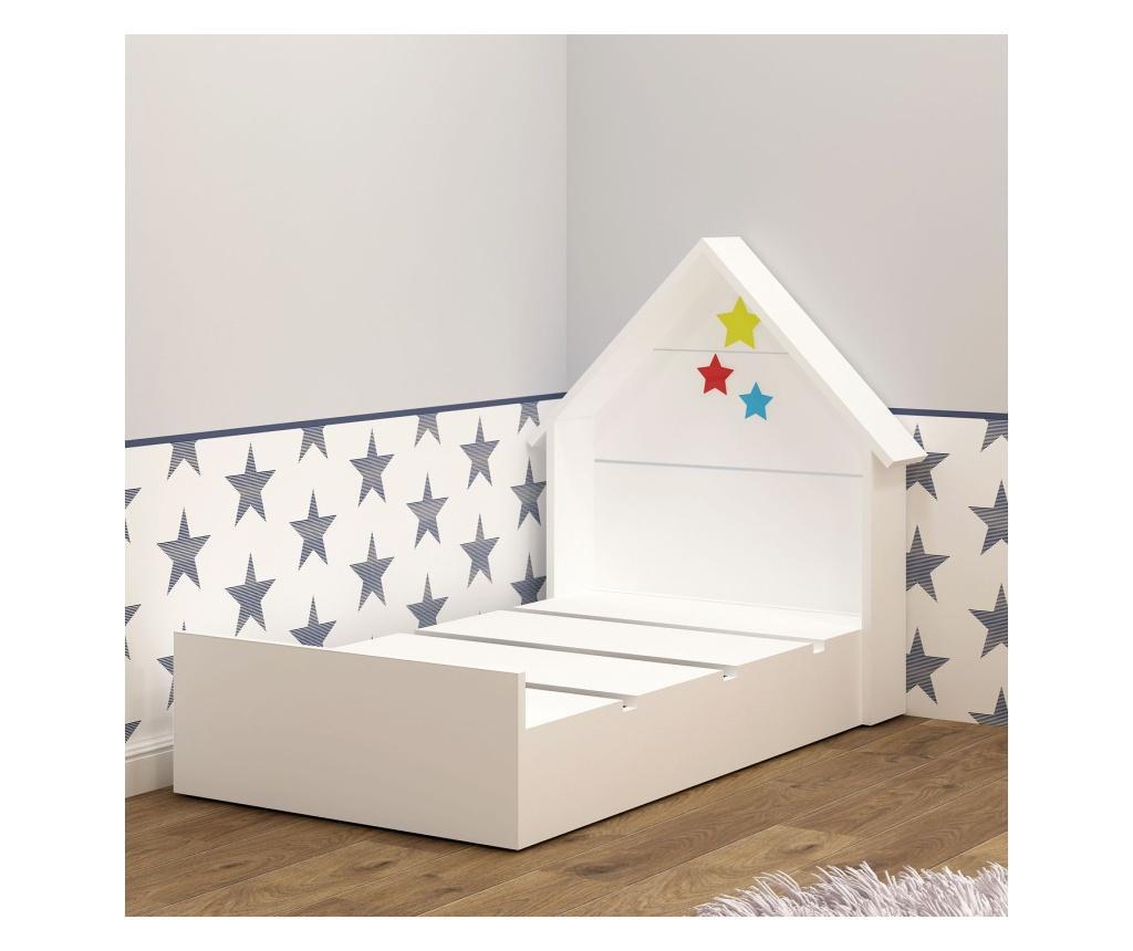 Cadru de pat Procon Montessori 60x120 cm