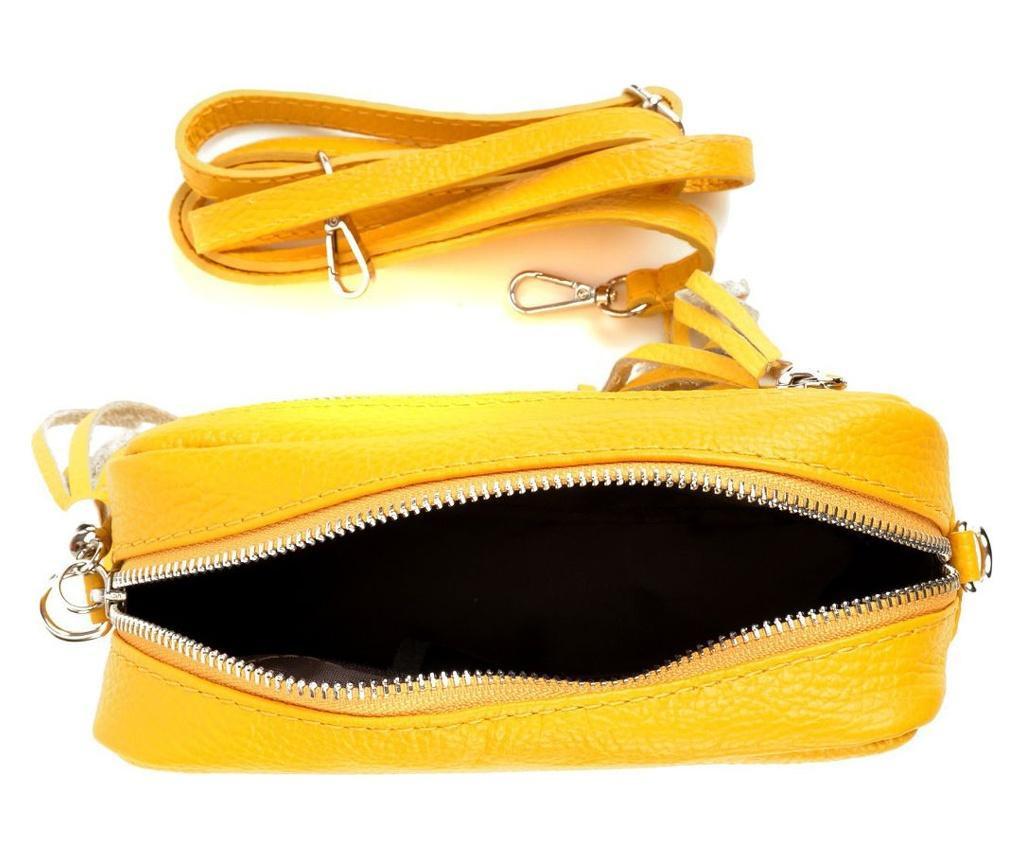Geanta Isabella Rhea Yellow