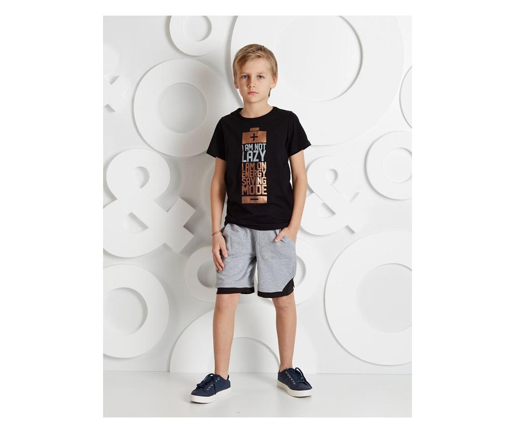 Otroški komplet - majica s kratkimi rokavi in hlače Saving Mode 5 years