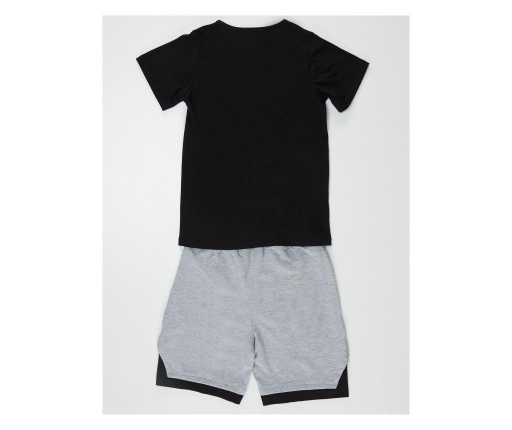 Otroški komplet - majica s kratkimi rokavi in hlače Saving Mode 7 years