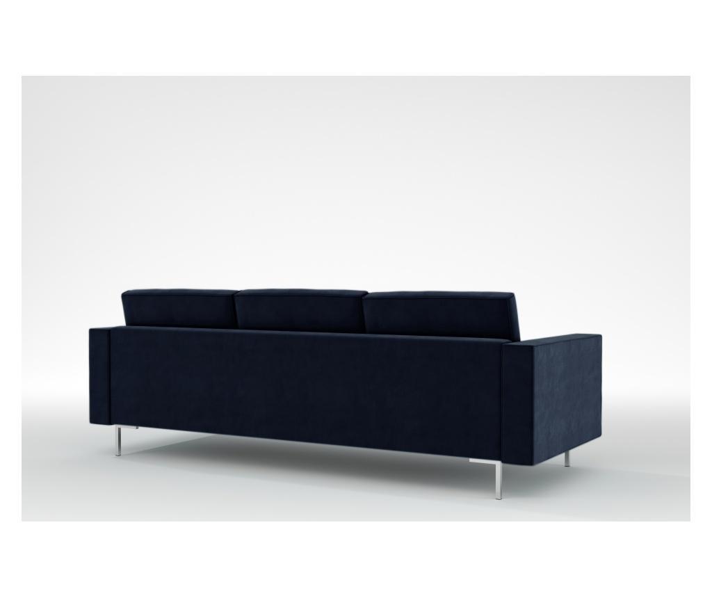 Linea Midnight Háromszemélyes kanapé