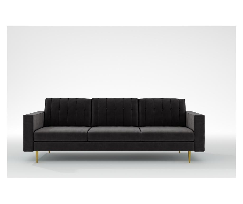 Laguna Manhattan grey Háromszemélyes kanapé