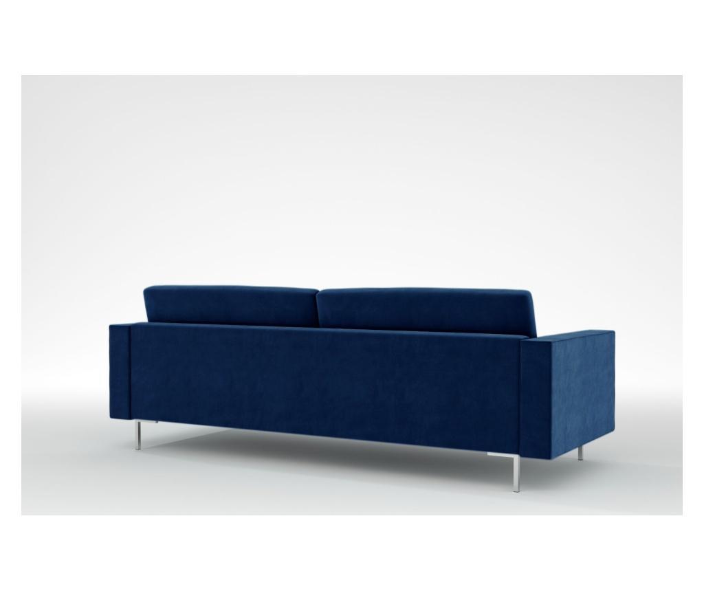 Maya Galaxy Blue Háromszemélyes kanapé