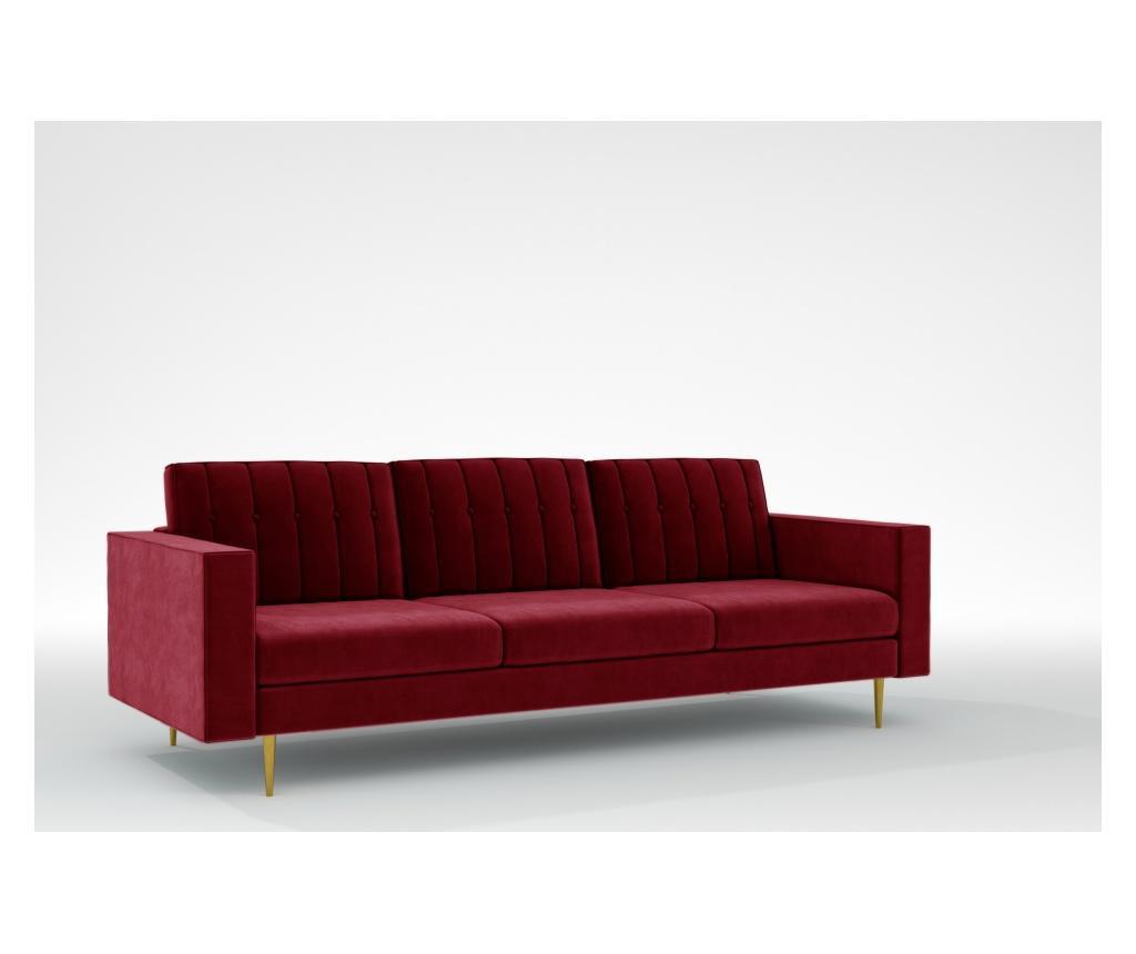 Laguna Red Háromszemélyes kanapé