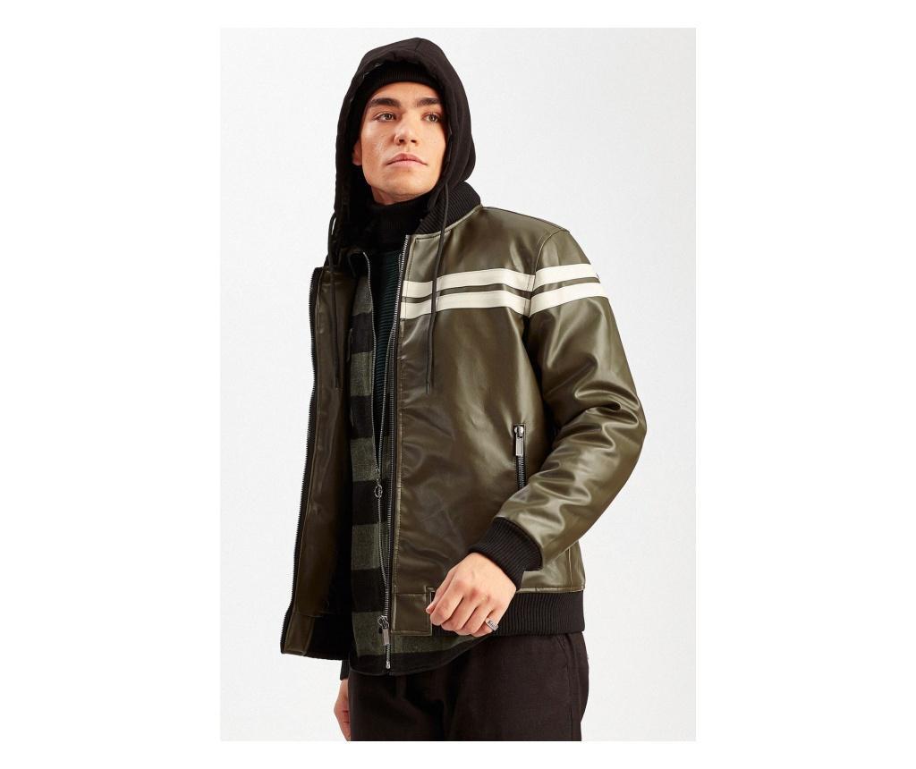Slim Férfi kabát L
