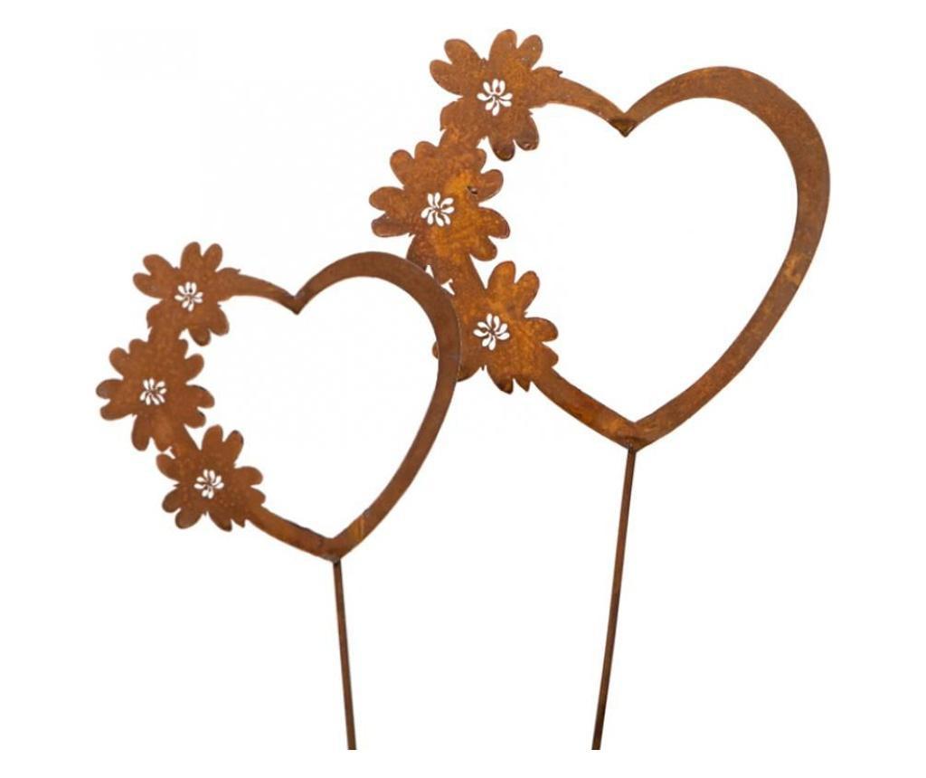 Decoratiune de gradina Heart