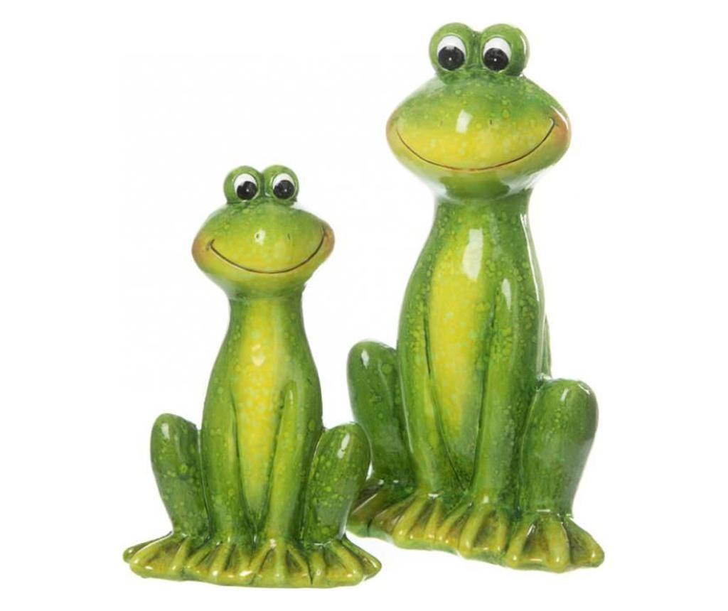 Decoratiune de gradina Frog