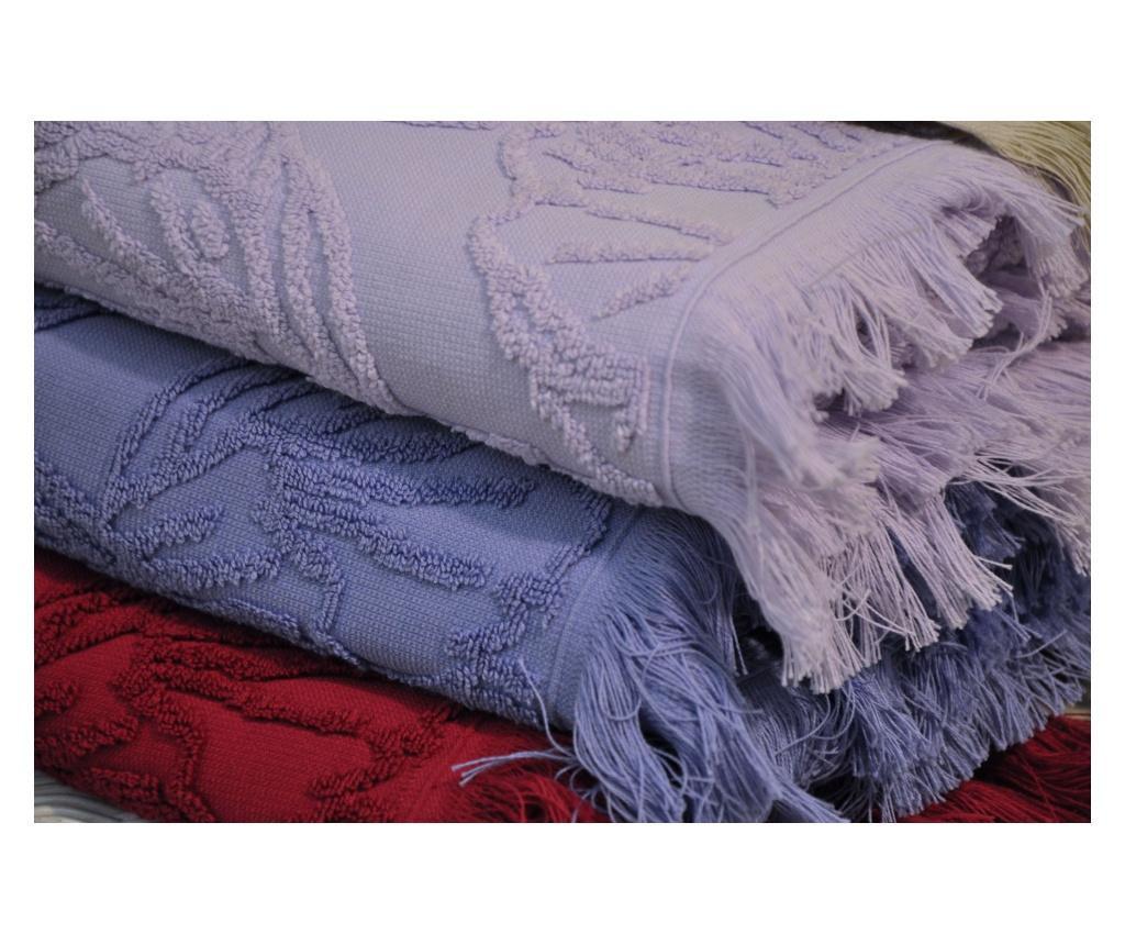 Ręcznik kąpielowy Blossom Purple 33x50 cm