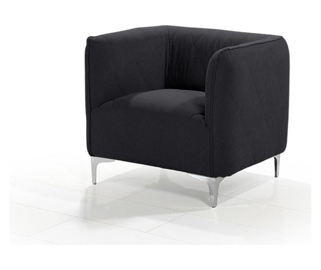 Fotelja Benjy Dark Grey