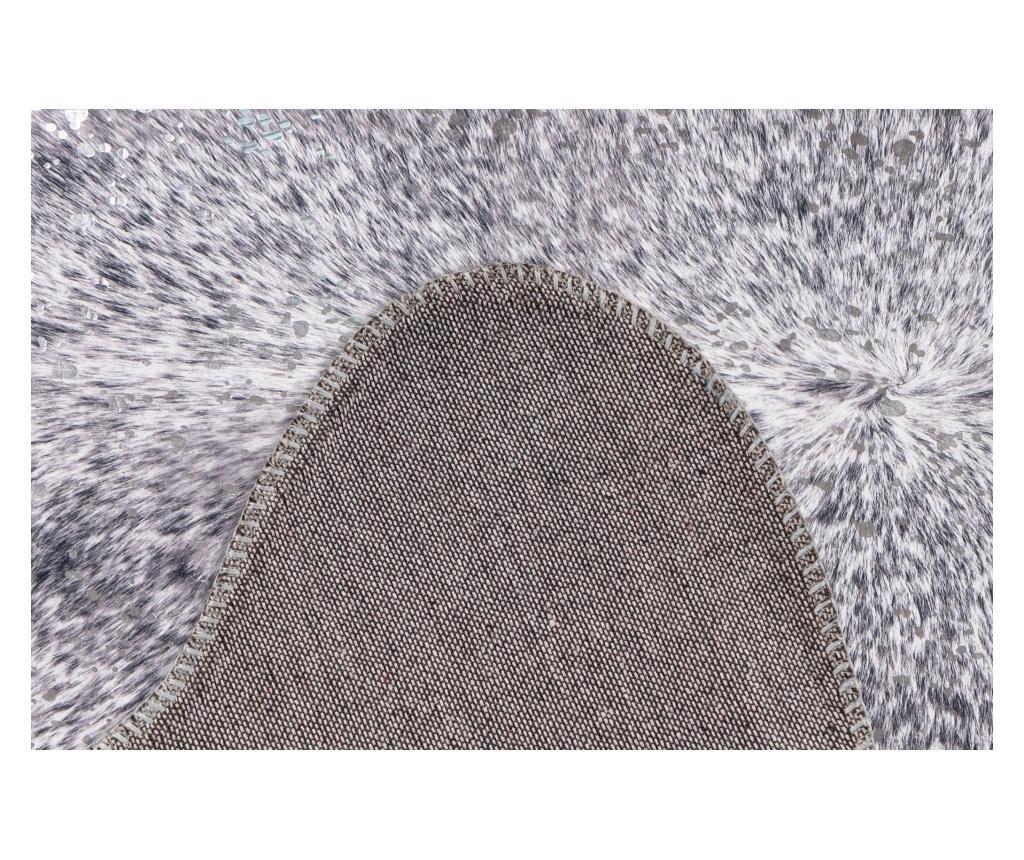 Koberec Vaquilla Silver  Brown 130x170 cm