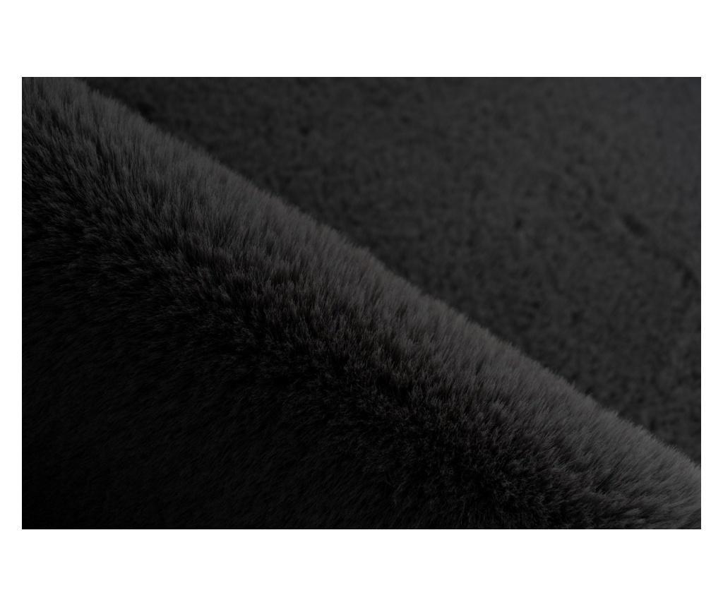 Rabbit Anthracite Szőnyeg 60x180 cm