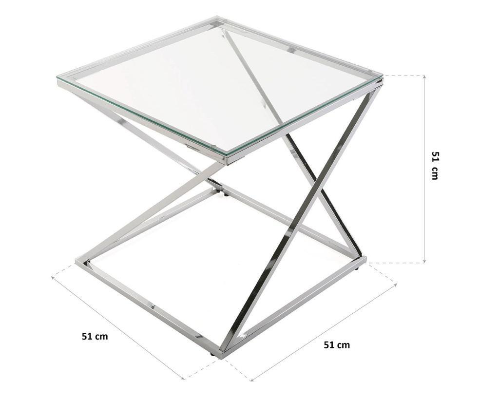 Extrude Asztalka