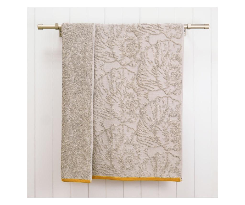 Ręcznik kąpielowy Seashell Sand 48x90 cm
