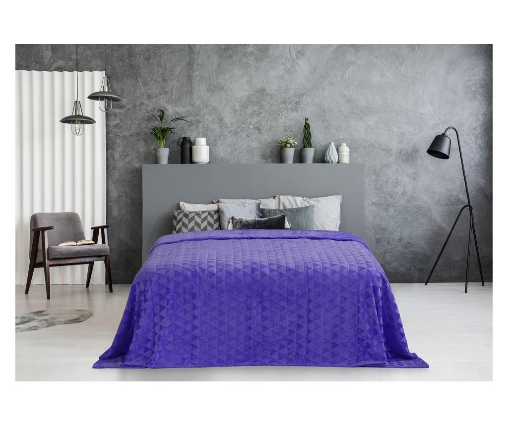 Koc Clyde Violet 70x150 cm