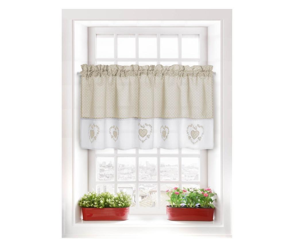 Függöny 90x150 cm
