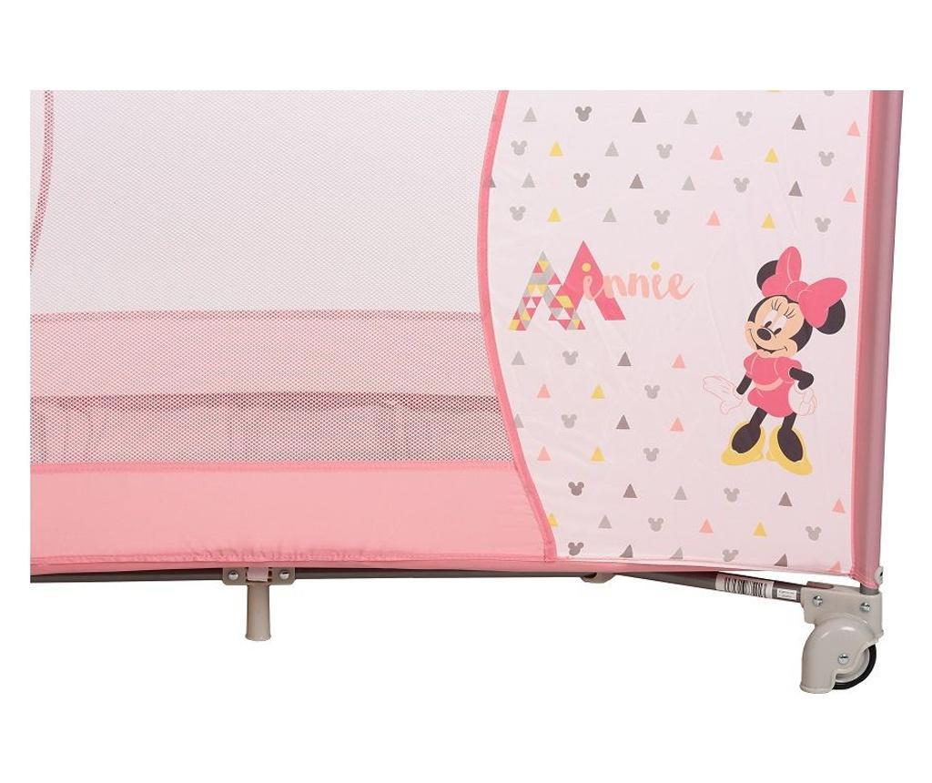 Tarc pliabil de joaca pentru copii Pink