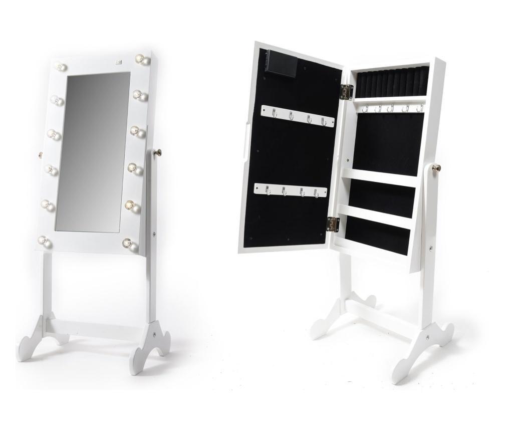 Oglinda cosmetica cu LED Casa & Regalo