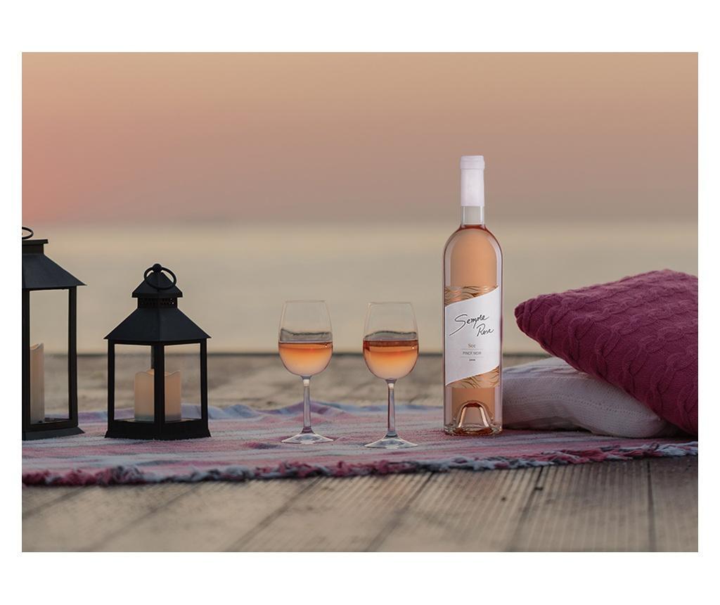 Vin rose sec Pinot Noir 750 ml