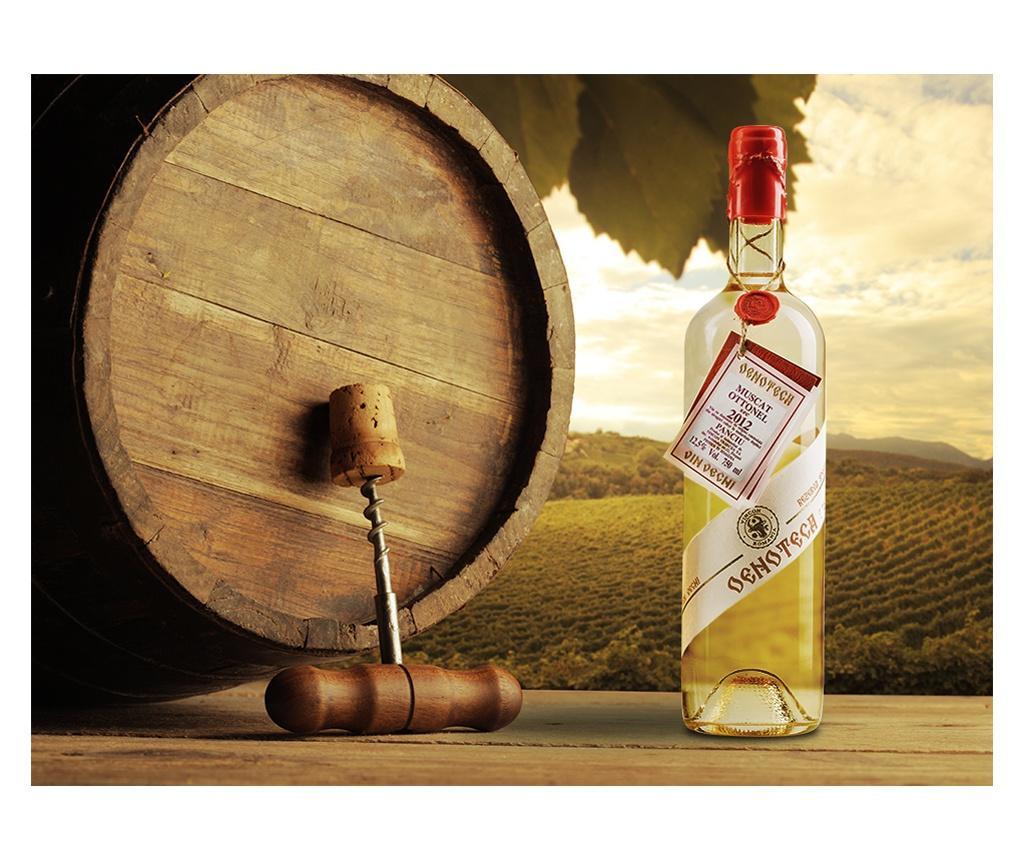 Vin alb sec Muscat Ottonel 2012 750 ml