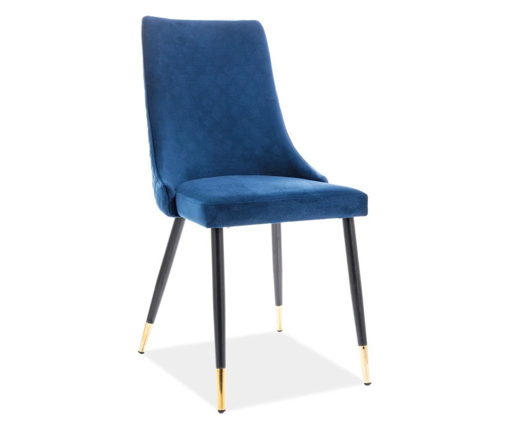 Καρέκλα Piano Blue