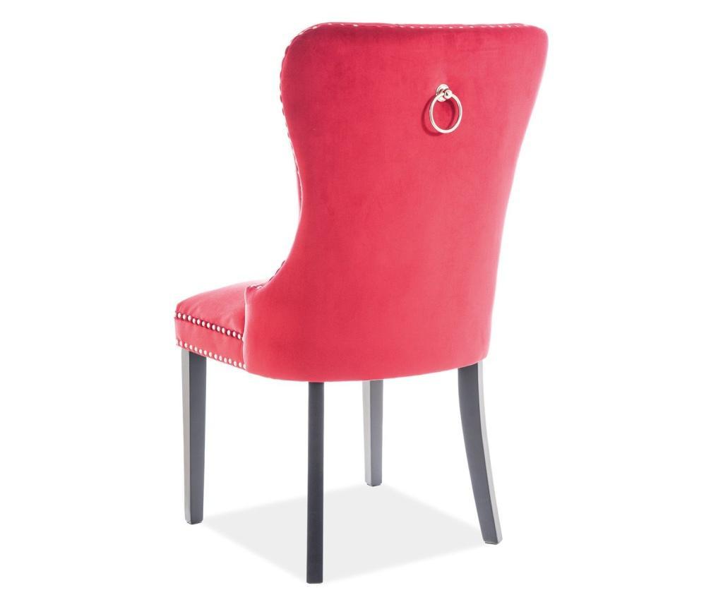 Stolička August Red