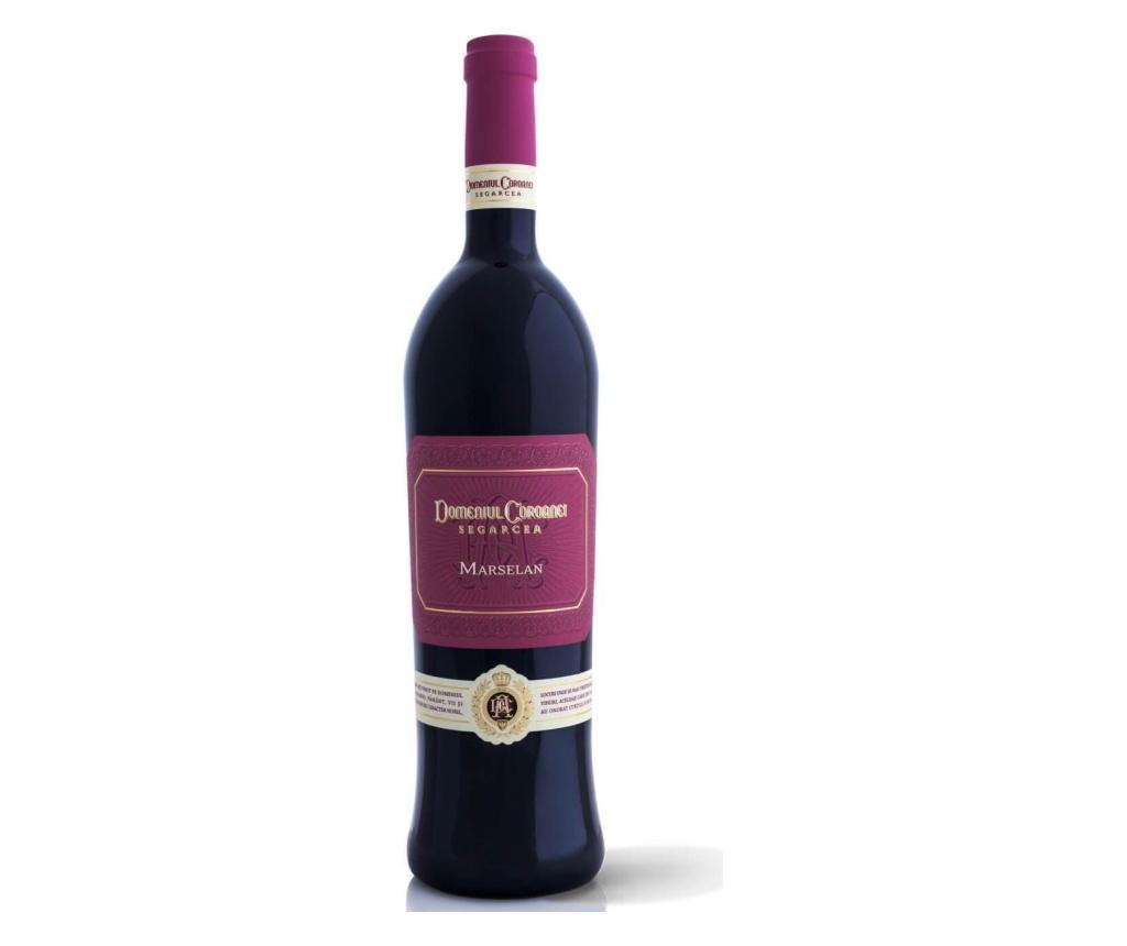 Vin rosu sec Domeniul Coroanei Segarcea Prestige Marselan 700 ml
