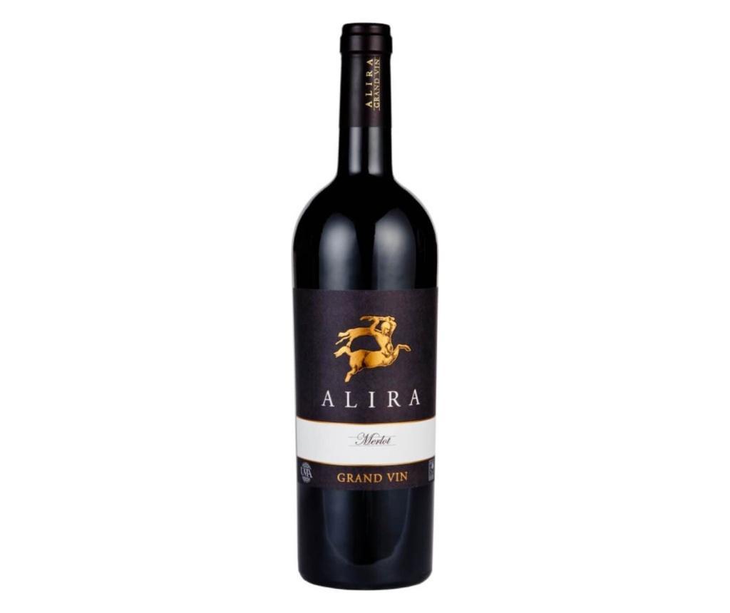 Vin rosu sec Alira Grand Vin Merlot 700 ml