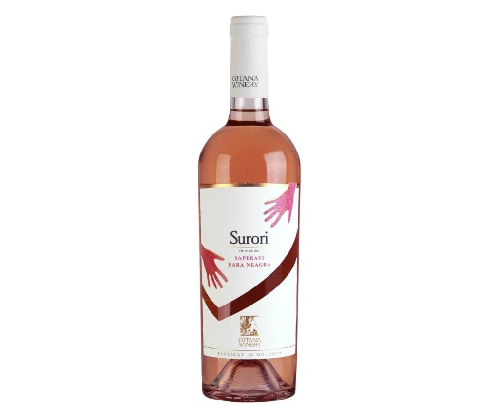 Vin rose sec Gitana Surori 700 ml