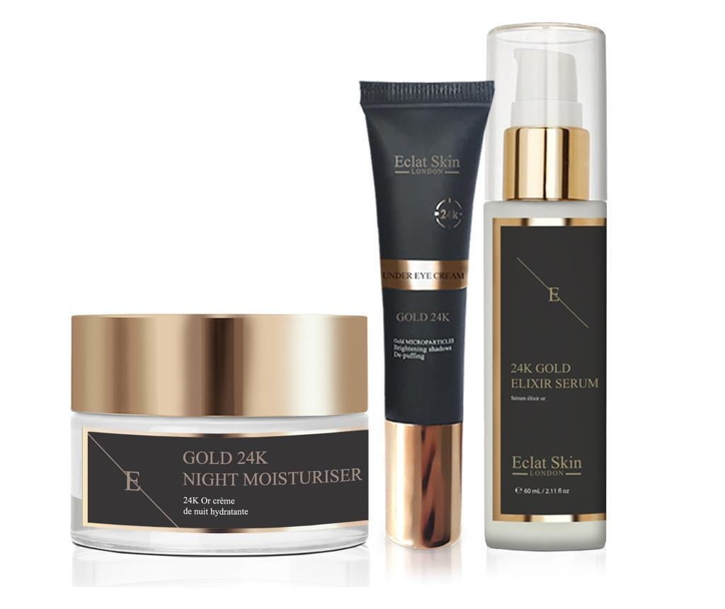 Set 3 produse pentru ingrijire faciala Wrinkle Gone