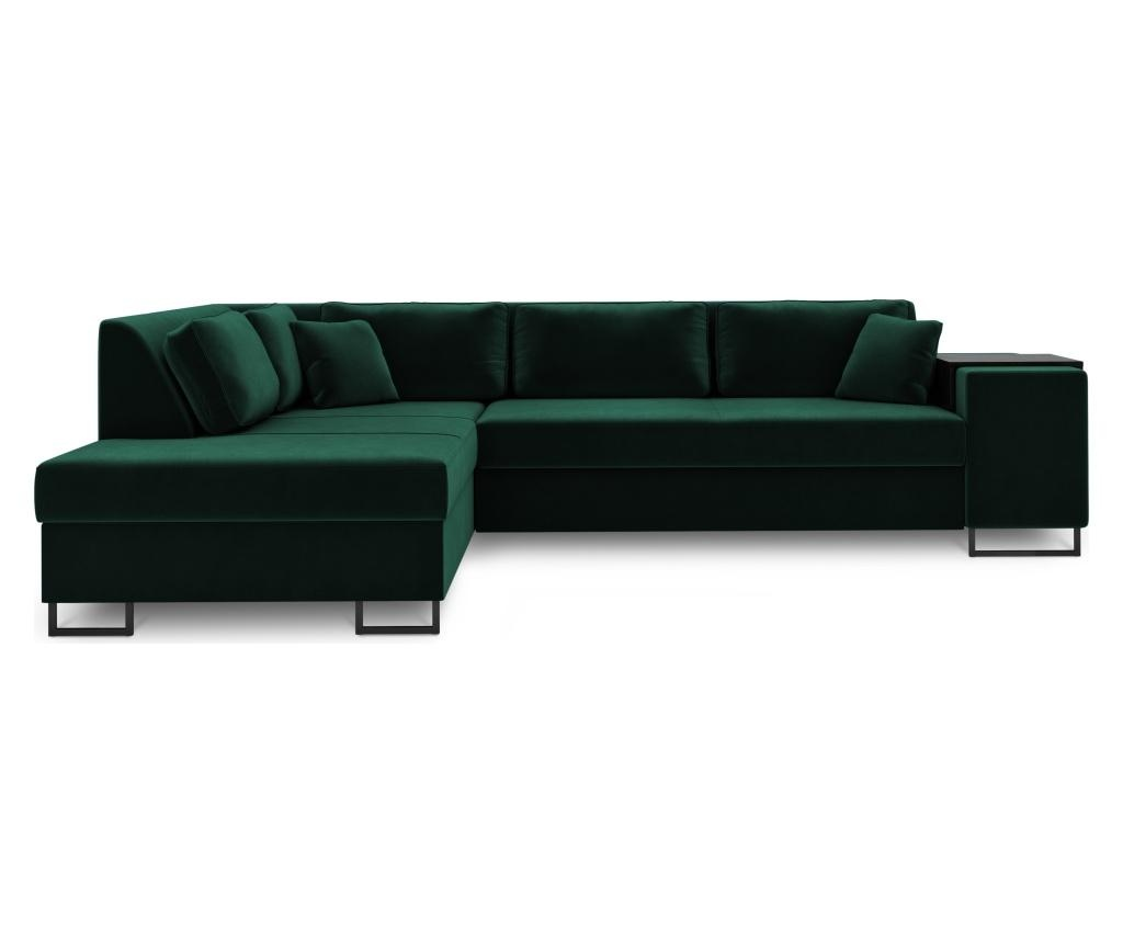 Coltar extensibil stanga York Bottle Green