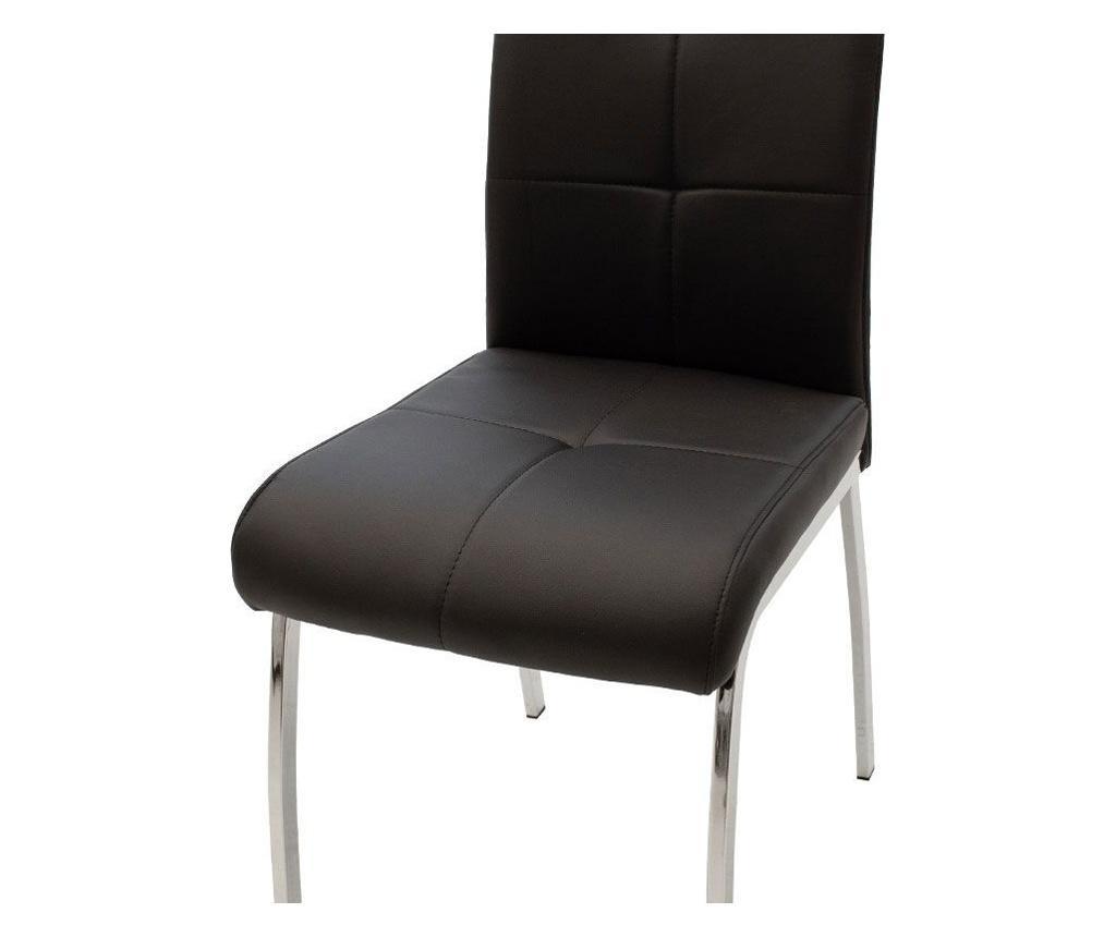 Καρέκλα Ariadne black