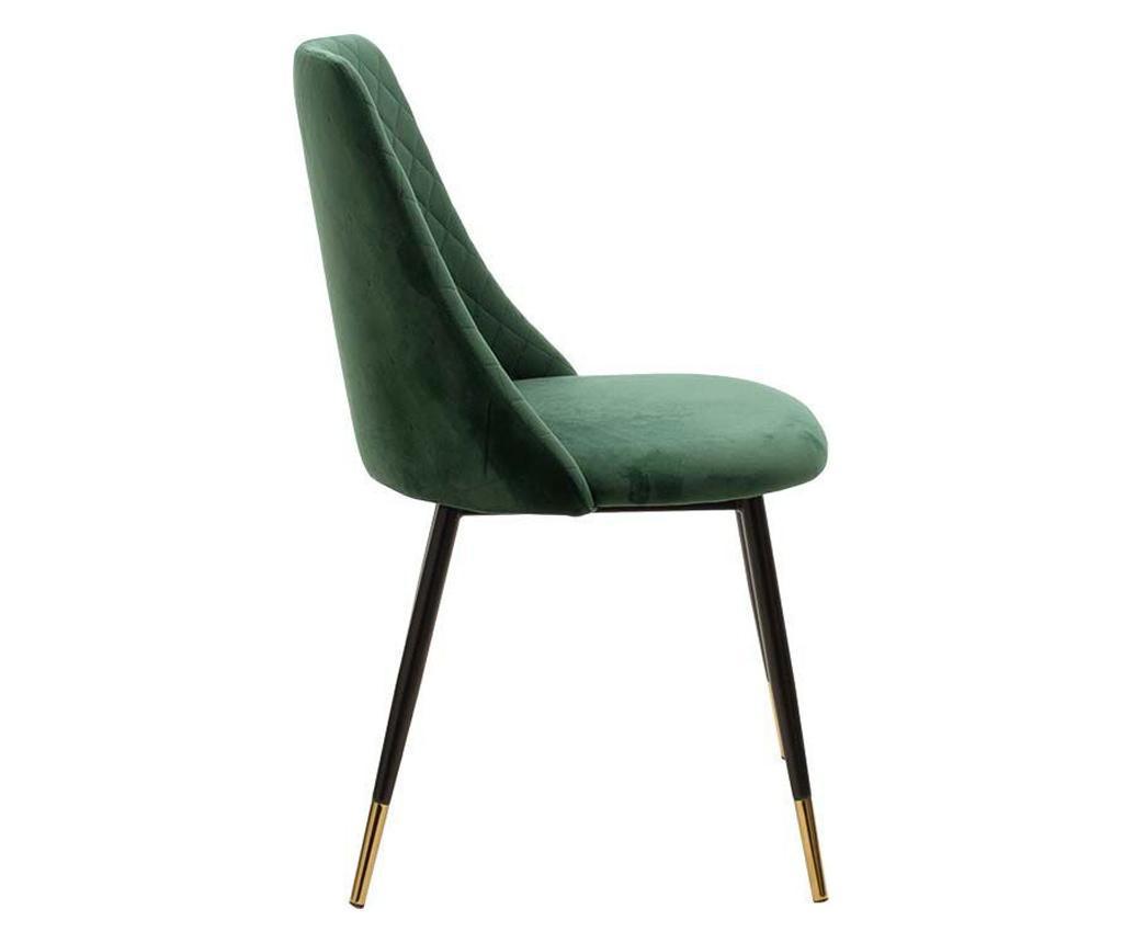 Uredska stolica Giselle Velvet Green