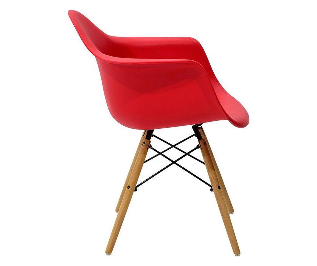 Καρέκλα Julitta Red